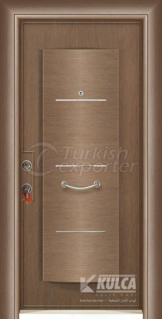 (Exclusive Steel Door) Z-9023